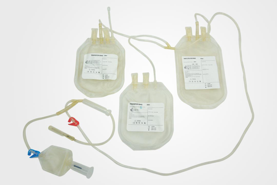Blood Bag Systems